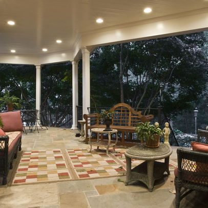 Columns Porch Design Ideas Pictures Remodel And Decor Porch