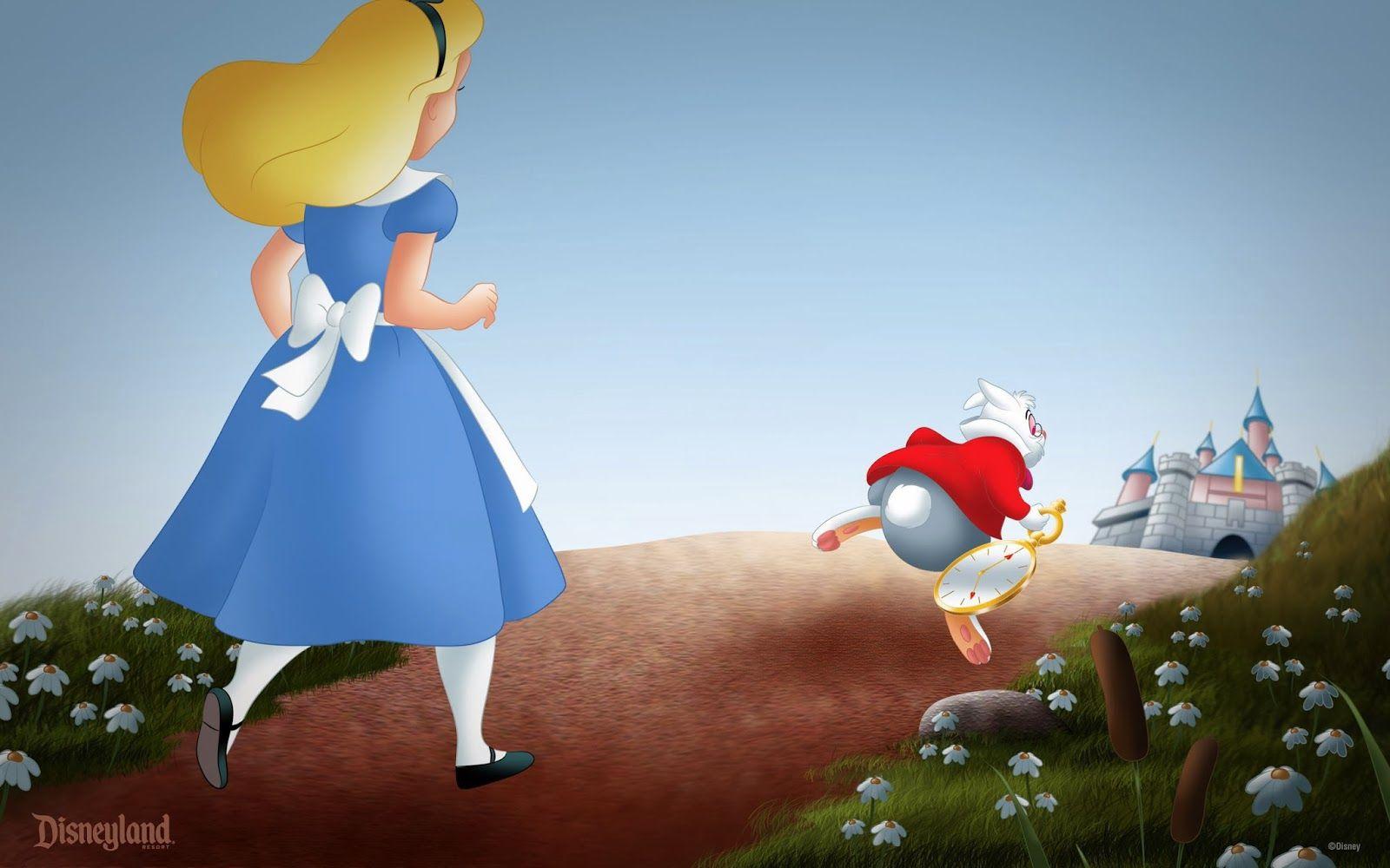 Alice In Wonderland Cartoon Alice In Wonderland Hd Wallpapers Alice In Wonderland Disney Alice In Wonderland Disney Wallpaper