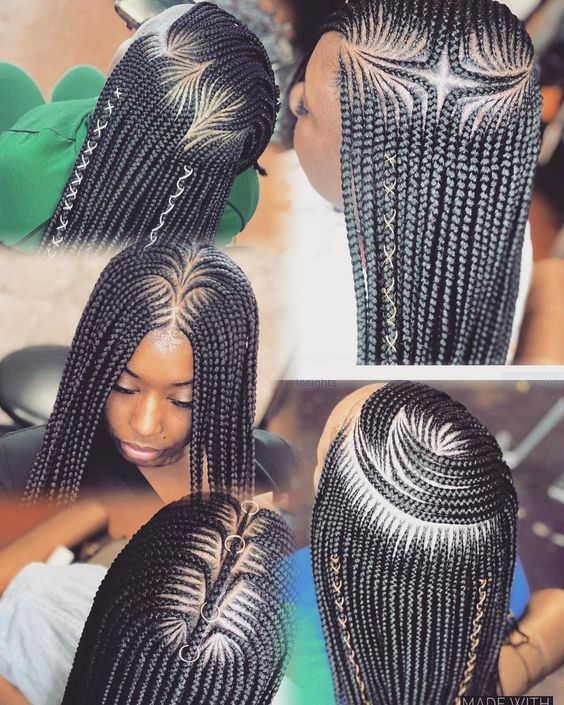 Cornrow Hairstyles 2019 For Natural Hair 25 Most Inspired Cornrow
