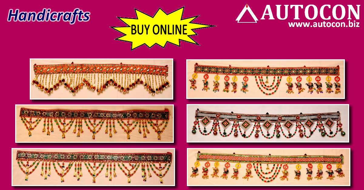 Buy Handicrafts Torans At Our Online Shopping Store Online E