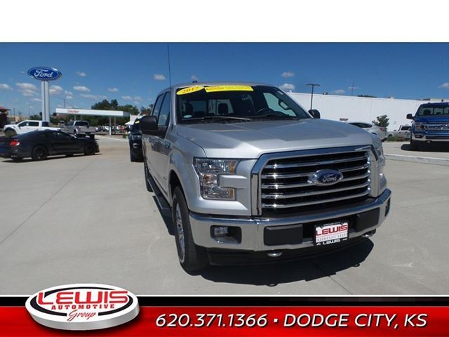Used 2017 Ford F 150 Xlt 4x4 Crew Cab Sale Price 35 988 Miles 32 812 Usedcars Usedcarsforsale Lewisautomotive Kansasusedcars Dodge City New Trucks Ford