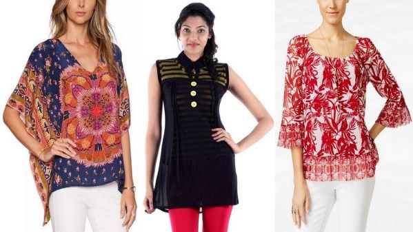 5afeba06b69 Latest and Beautiful Designer Tops for Teenagers | Fashion & Style ...