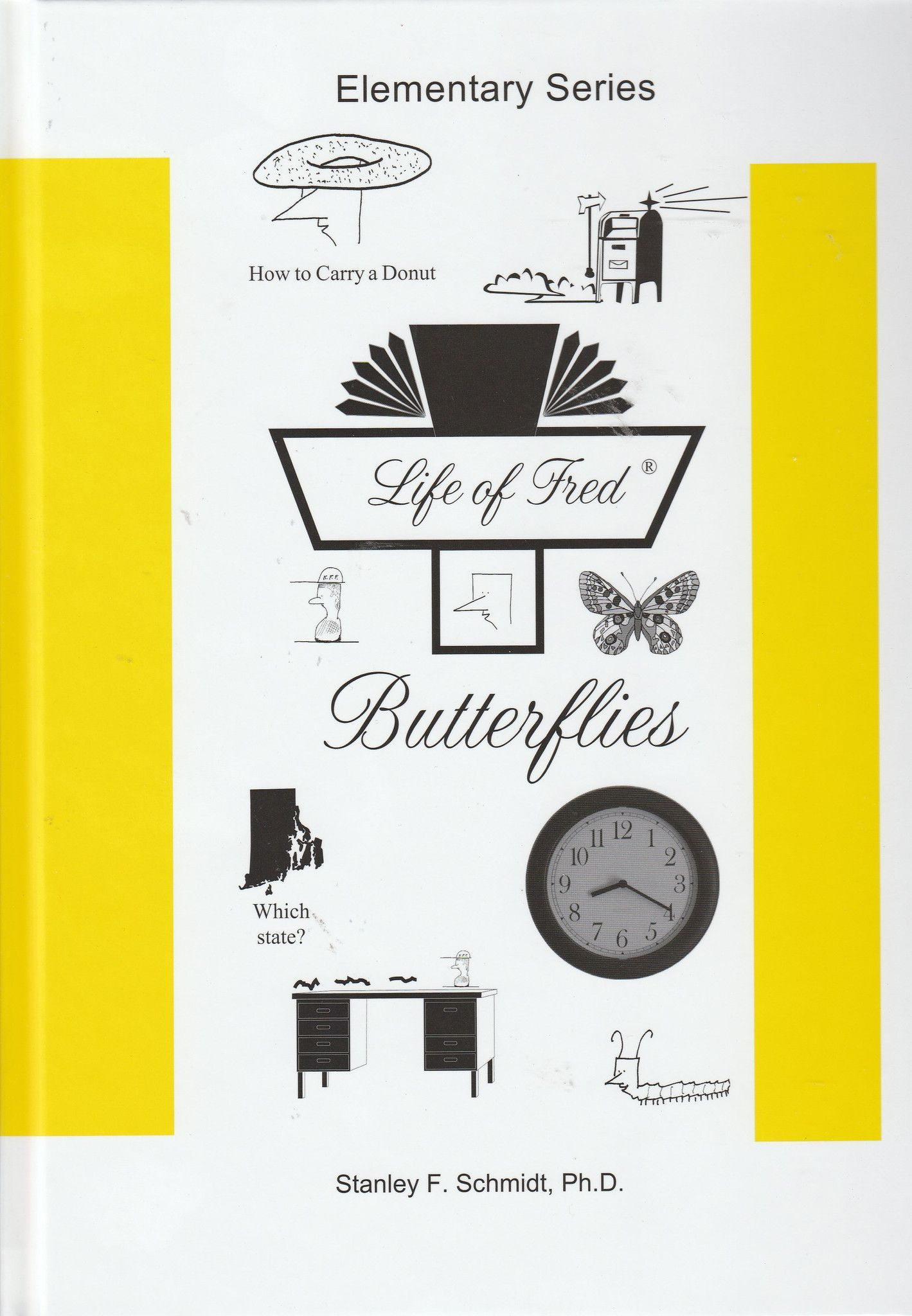 Life of fred butterflies elementary series math books