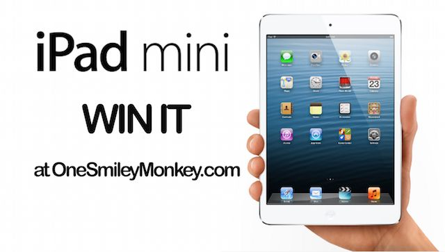End the Year With a Bang! {iPad Mini Giveaway}