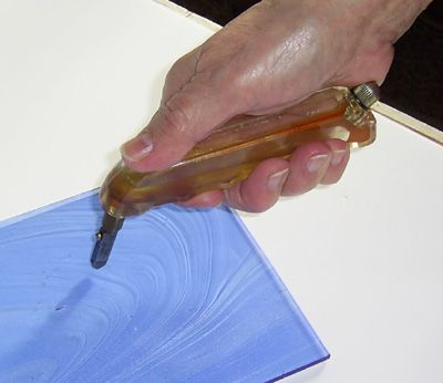 You can learn how to cut glass accurately, and find valuable tips that will make cutting glass easier.
