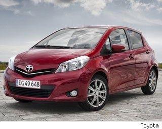 Toyota Yaris Toyota Car Used Cars