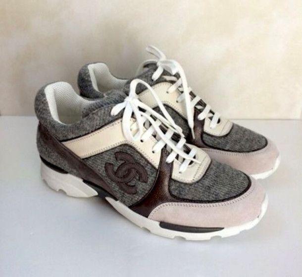Channel  shoes   S H O E S   Pinterest 470b6820ab6