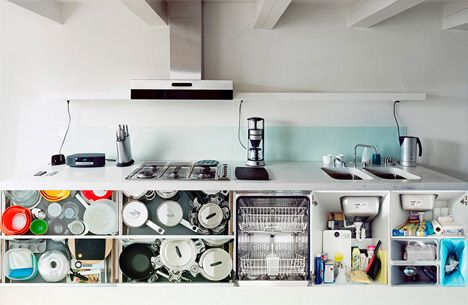 Heart of the Home Laid Open: Intimate Kitchen Portraits