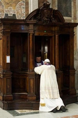 Our Penitent Pope: As Lent Progresses, We Should Follow Pope Francis