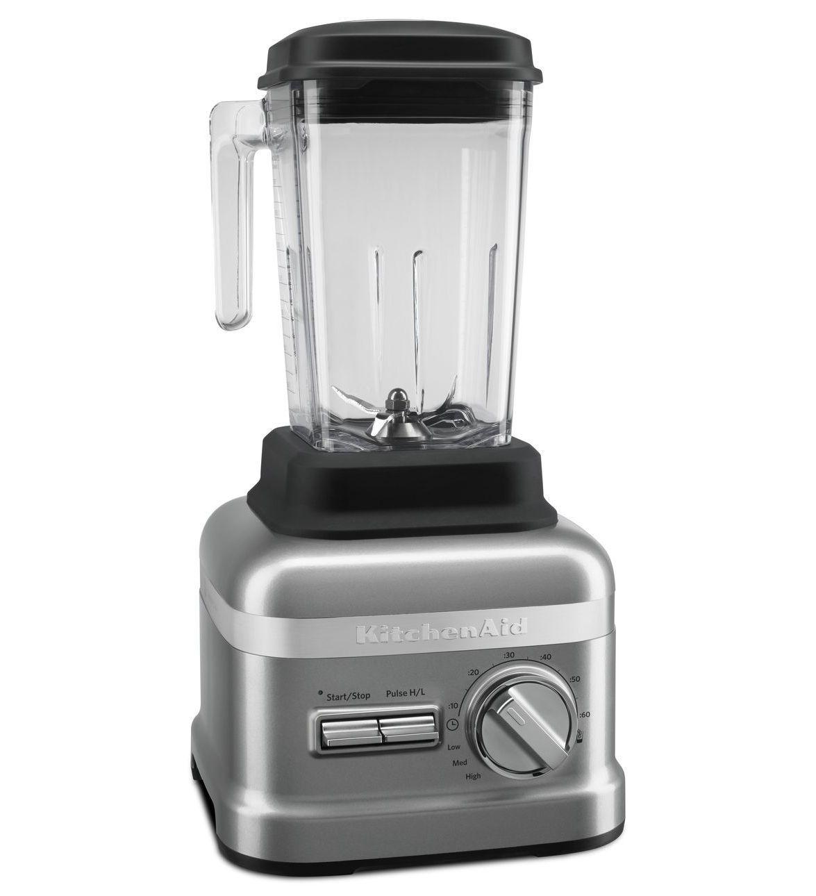 Kitchenaid commercial blender with 35 peak hp motor