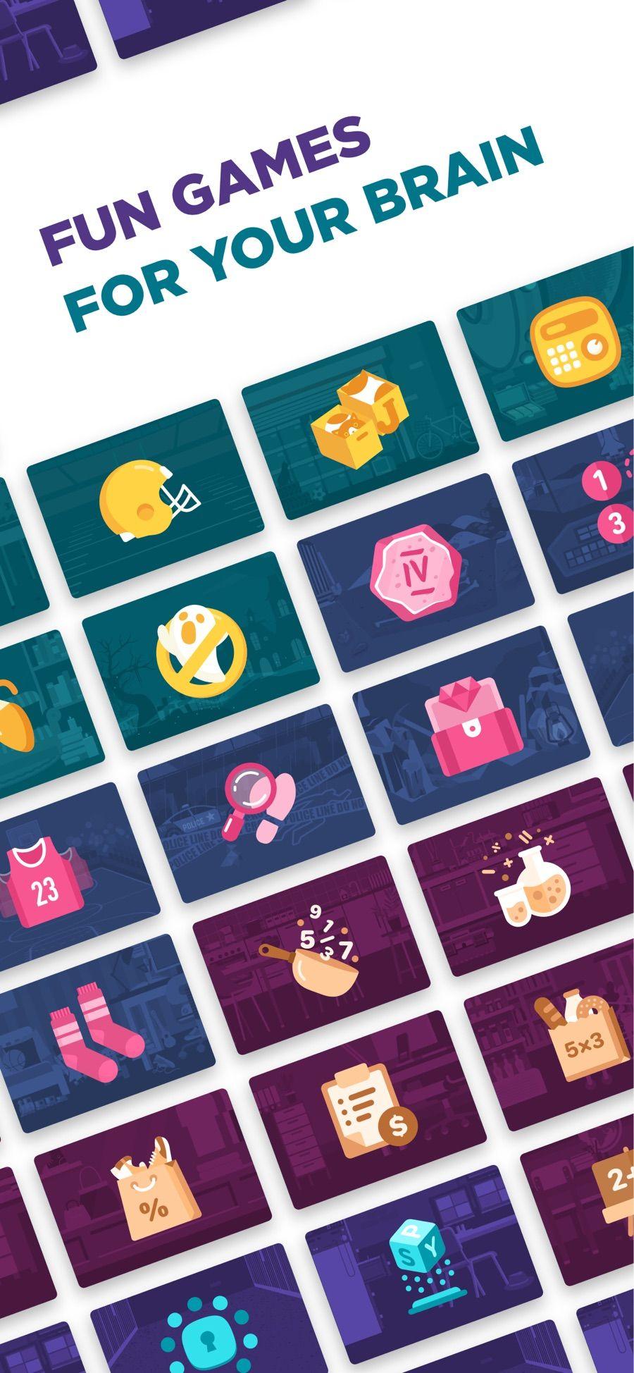 Impulse Brain Training Games on the App Store in 2020