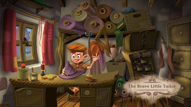 'Living Stories' The Brave little Tailor // 'Living