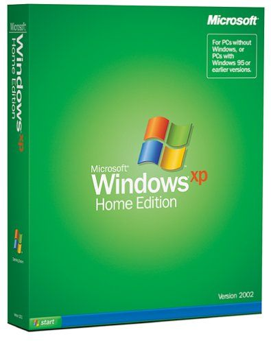Microsoft Windows XP Home Edition Old Version - Find Me The