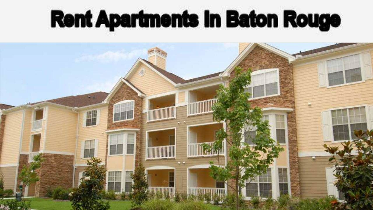 Apartments #In #Baton #Rouge With Custom Home Features ...