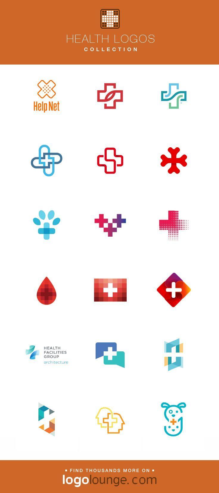 Photo of Logo Collection: Health Vector Logo Designs. Cross, medicine, hospital, care, he … – New Ideas