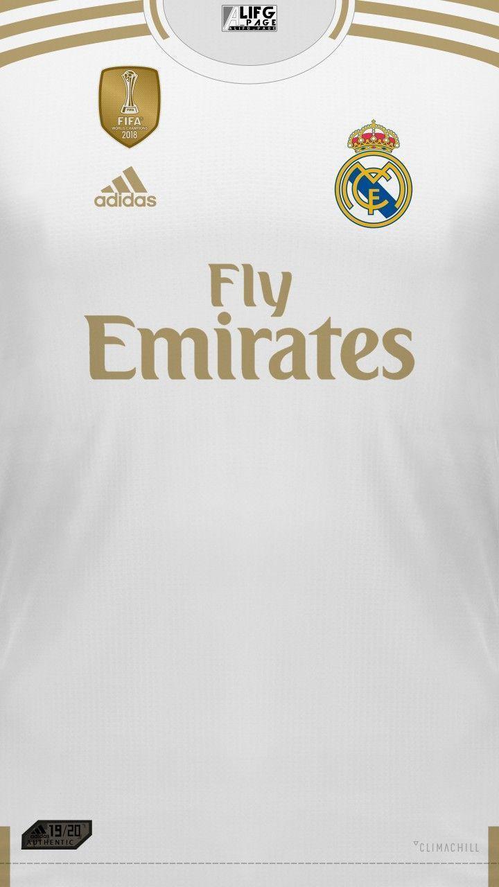 Real Madrid Kit 2020 Wallpaper Real Madrid Wallpapers Real Madrid Kit Madrid Wallpaper