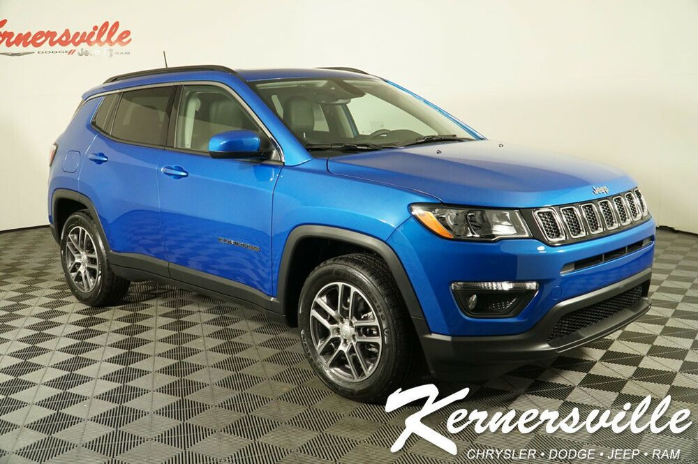 2020 Jeep Compass New 2020 Jeep Compass Latitude Fwd I4 Suv