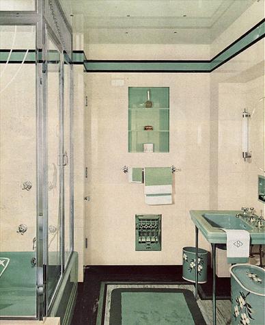 C 48 Bathroom Guest Bathroom Still Has Some Original Pieces Inspiration 1940 Bathroom Design