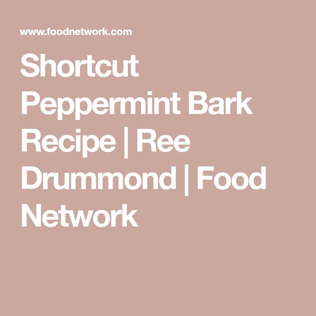 Shortcut Peppermint Bark