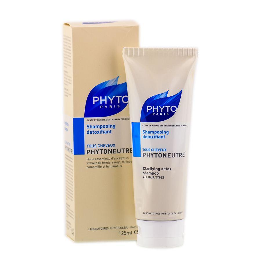 Phyto Phytoneutre Clarifying Detox Shampoo And Products Gieve Eucalyptus Hair Conditioner