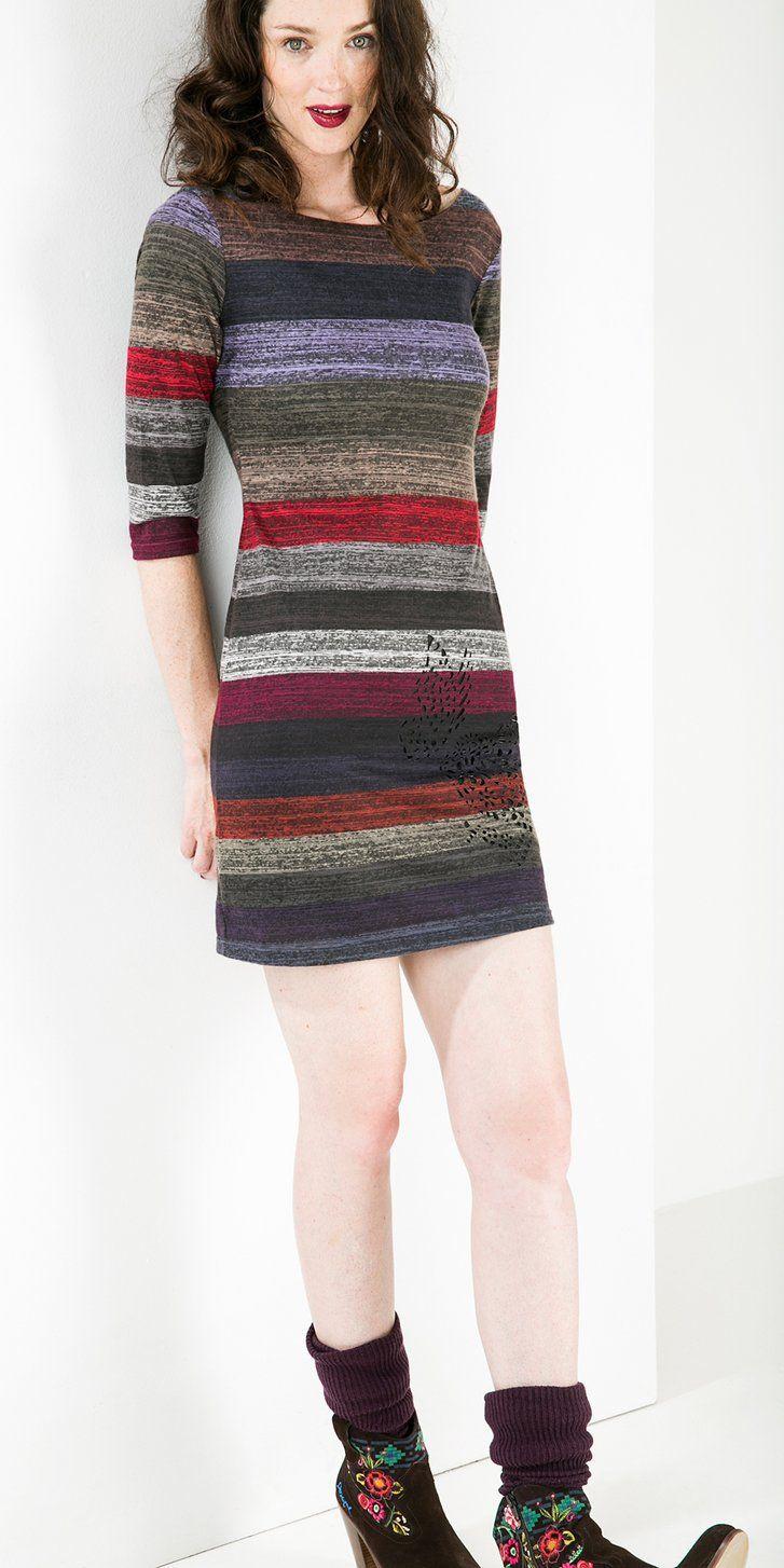 Desigual Anastasia 58V20N2 | ARIA NUOVA.... | Pinterest | Dressing gown