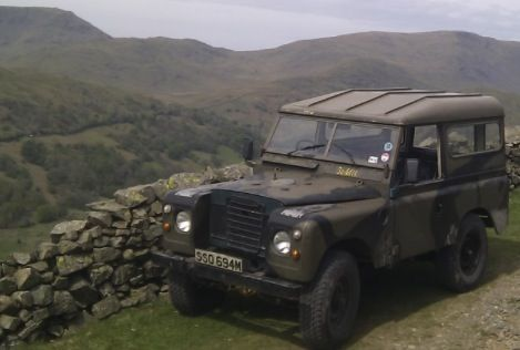 Series 1 Land Rover. Any Rare/Unobtainable Or & custom metal parts: call Lewis 01209 820781