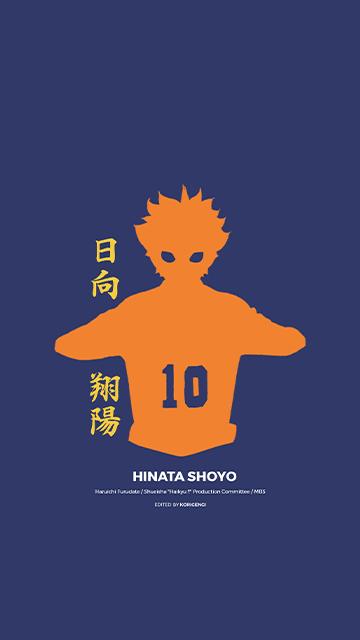 Hinata Shoyo - Haikyuu!! Wallpaper