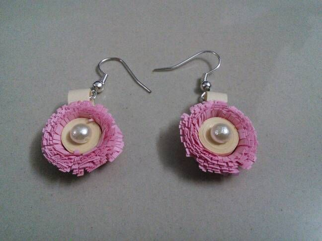 daisies - quilling