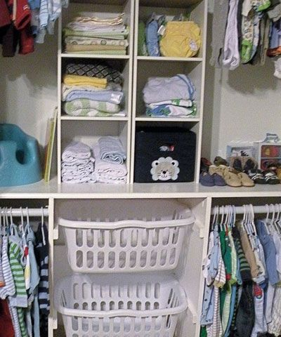 Amazing Closet Organization Tips   Laundry Basket Organizers   Click Pic For 36 DIY Closet  Organizer Ideas