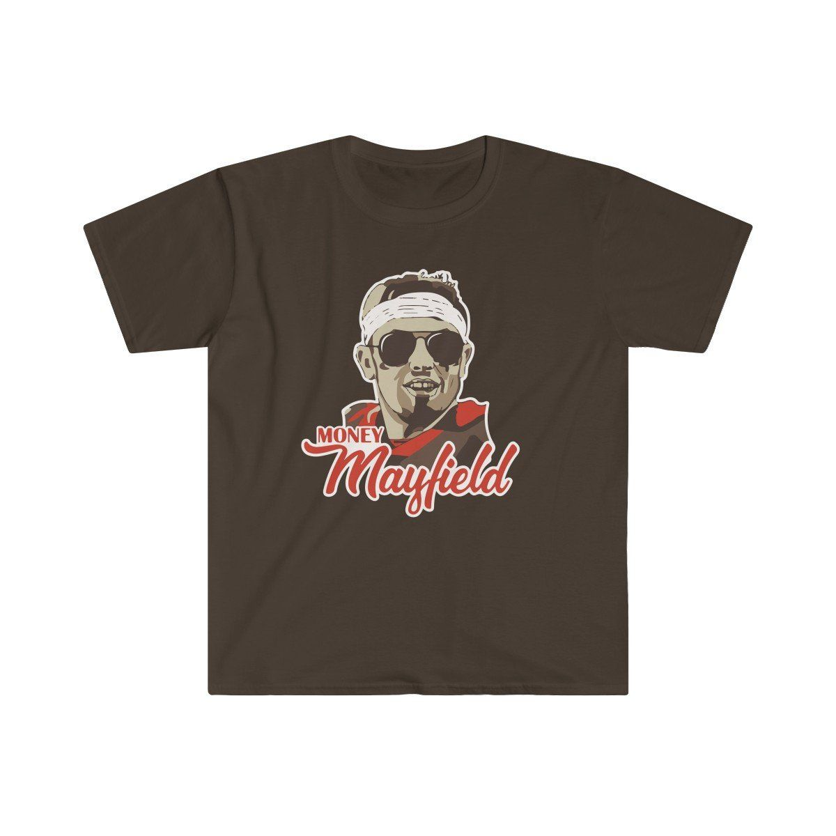 1cc4f2cbc242 Money Mayfield T-Shirt, Cleveland Browns T-Shirt, Baker Mayfield T-Shirt