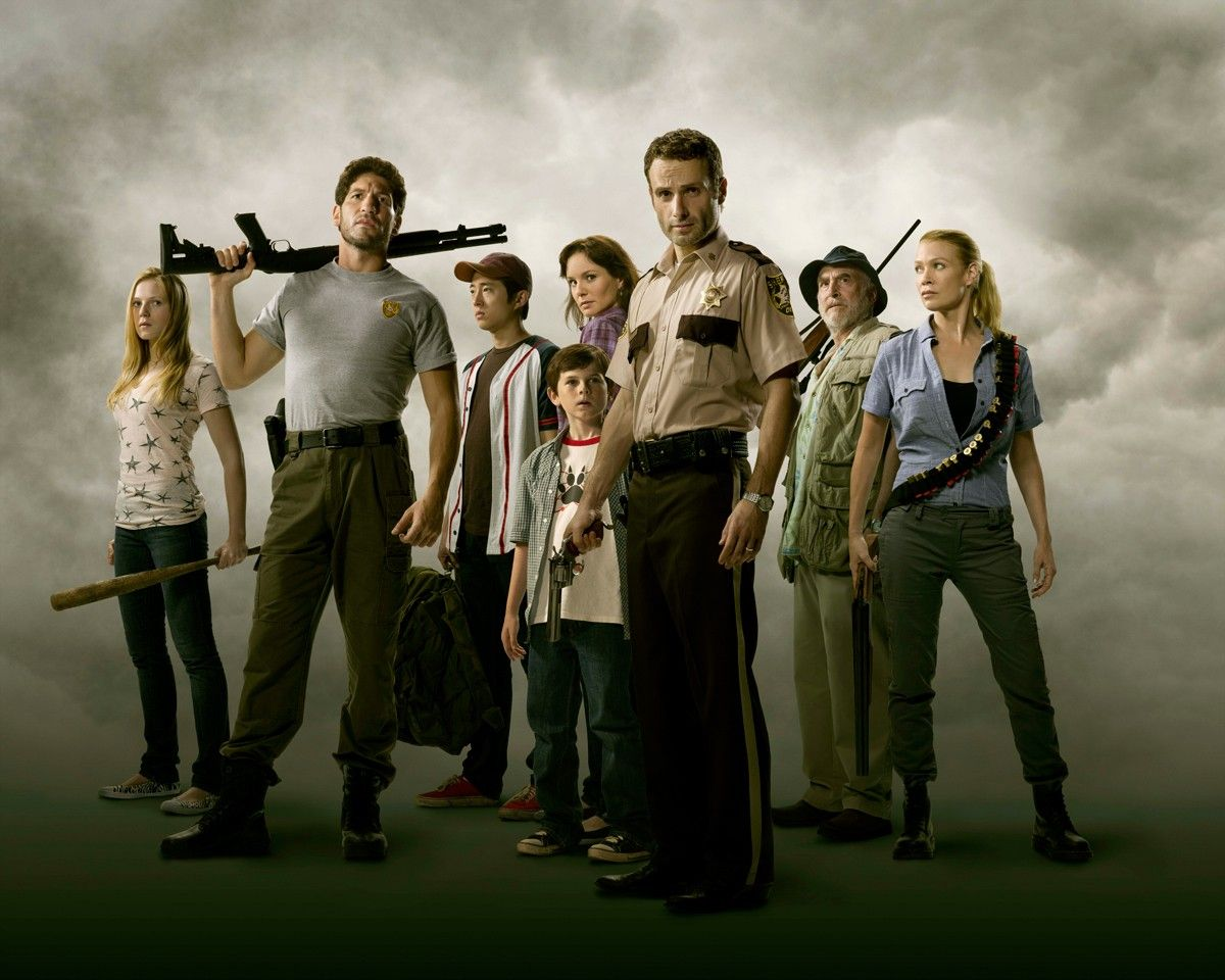 The Walking Dead  Video The Walking Dead Saison