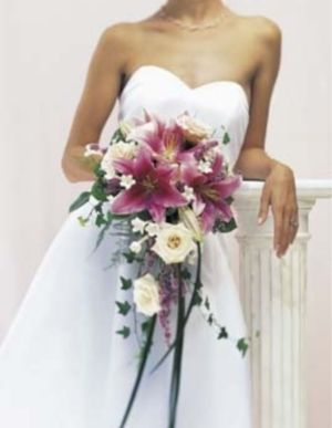 Wedding Flower Arrangements And Bouquets How To Make A Bouquet For