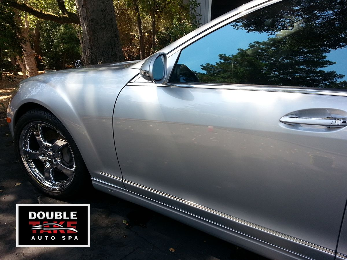 DoubleTake Auto Spa is dedicated to delivering high