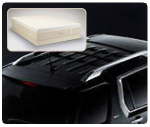 How to move your mattress with your car Tying down your mattress