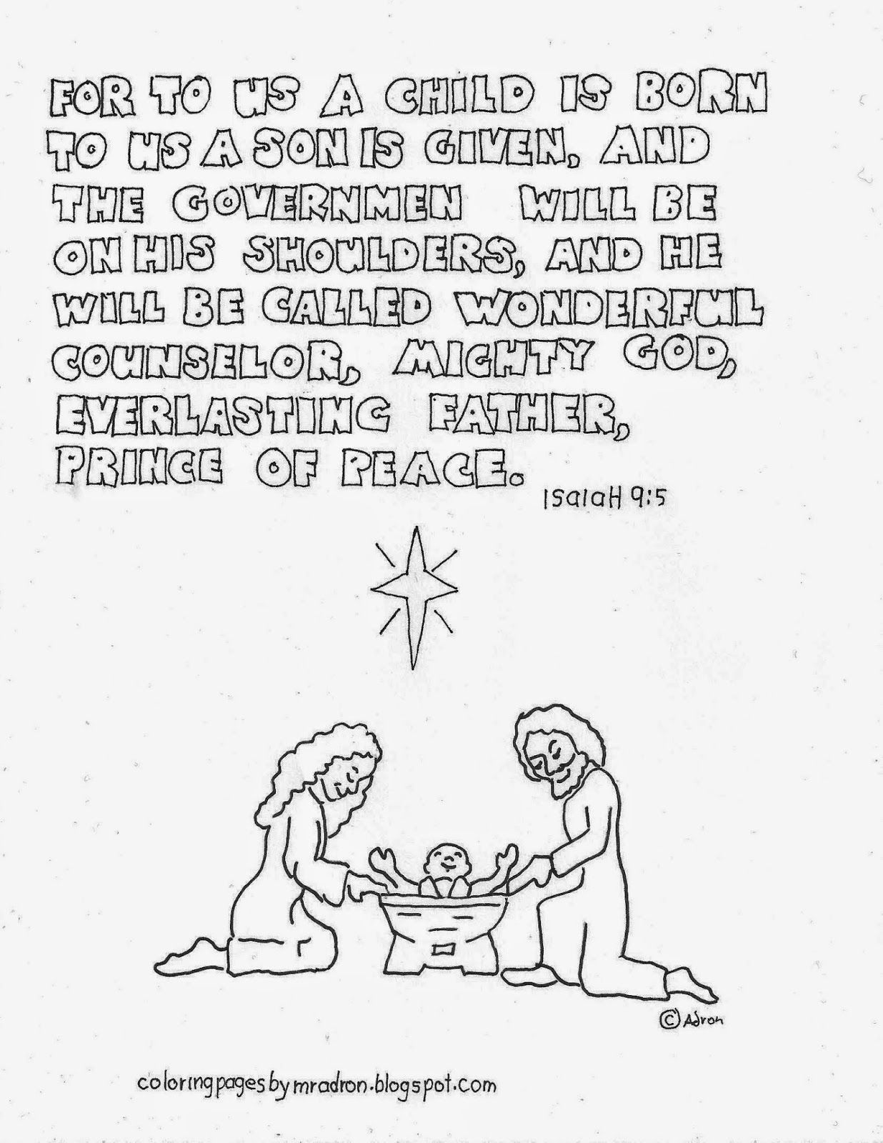 christmas bible verse coloring page see more at my bloghttp