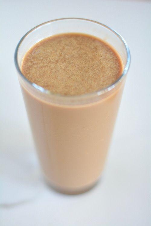 Creamy Mocha-Banana Protein Shake [Phase 2]