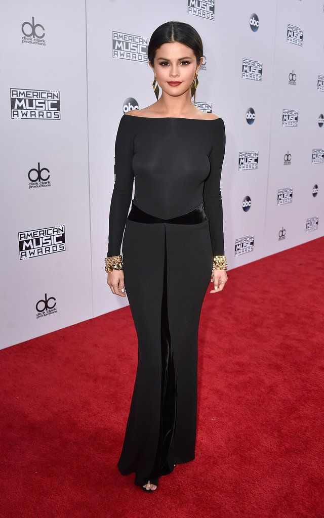 Celebrities on the American Music Awards Red Carpet 2014 | POPSUGAR Celebrity