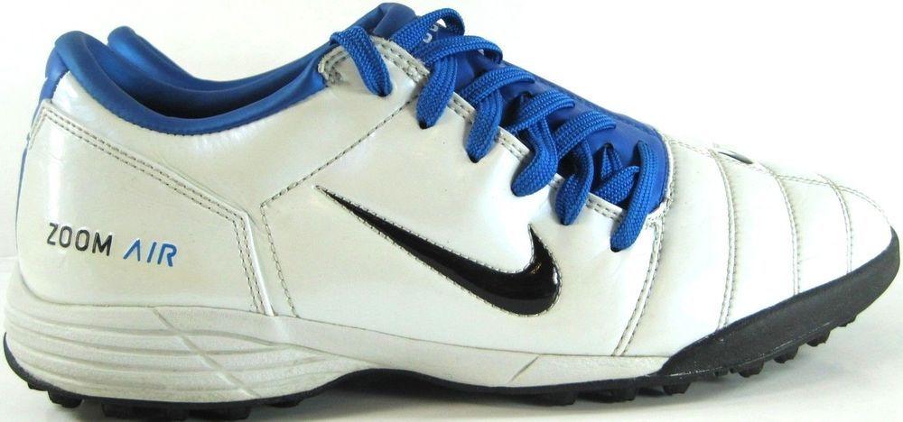 finest selection 2054b 60510 Detalles acerca de Nike Air Zoom 90 zapatos atléticos para hombre Talla 10  Azul Blanco. CAC 1- mostrar título original