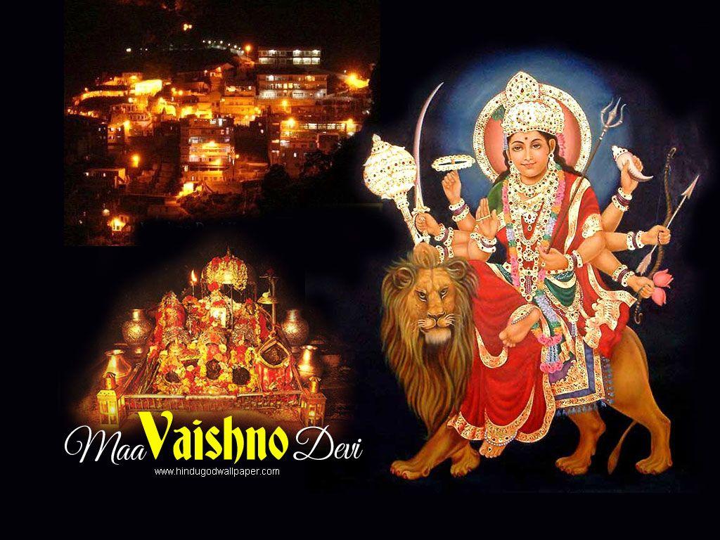 Free Download Jai Maa Vaishno Devi Wallpapers Vaishno Devi