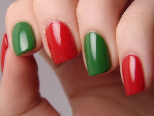 Easy Nail Designs For Christmas Simple Nail Design Ideas 38149