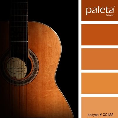 PALETA 451-500 in 2018 Orange Color Palettes Pinterest Paint