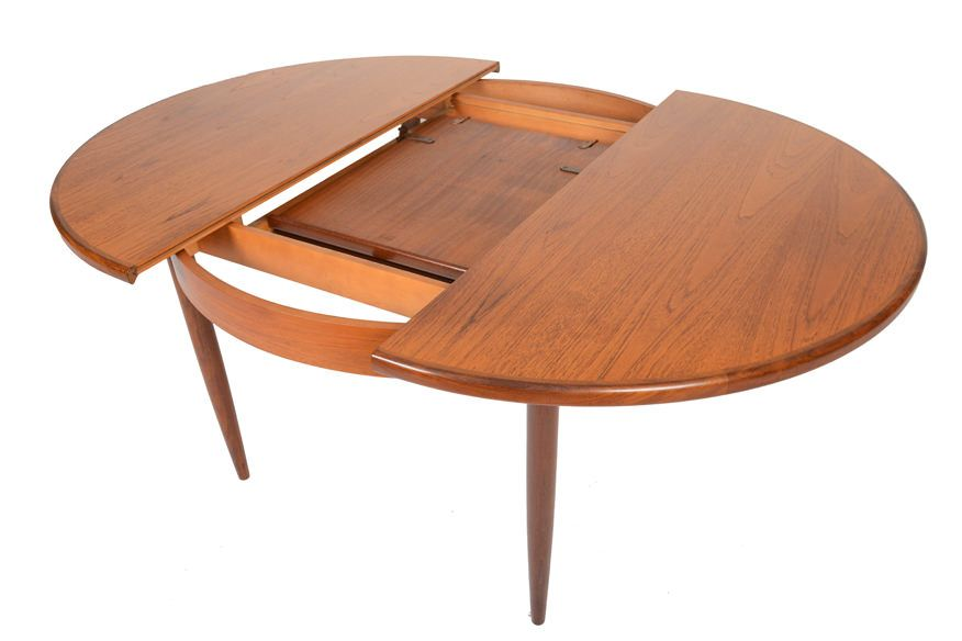 Appealing Round Dining Table With Butterfly Leaf Round Dining