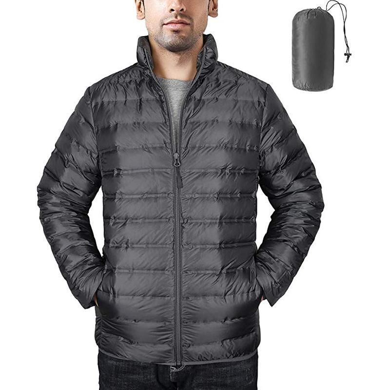 Men S Ultra Light Down Jacket In 2020 Mens Down Jacket Jackets Mens Golf Outfit