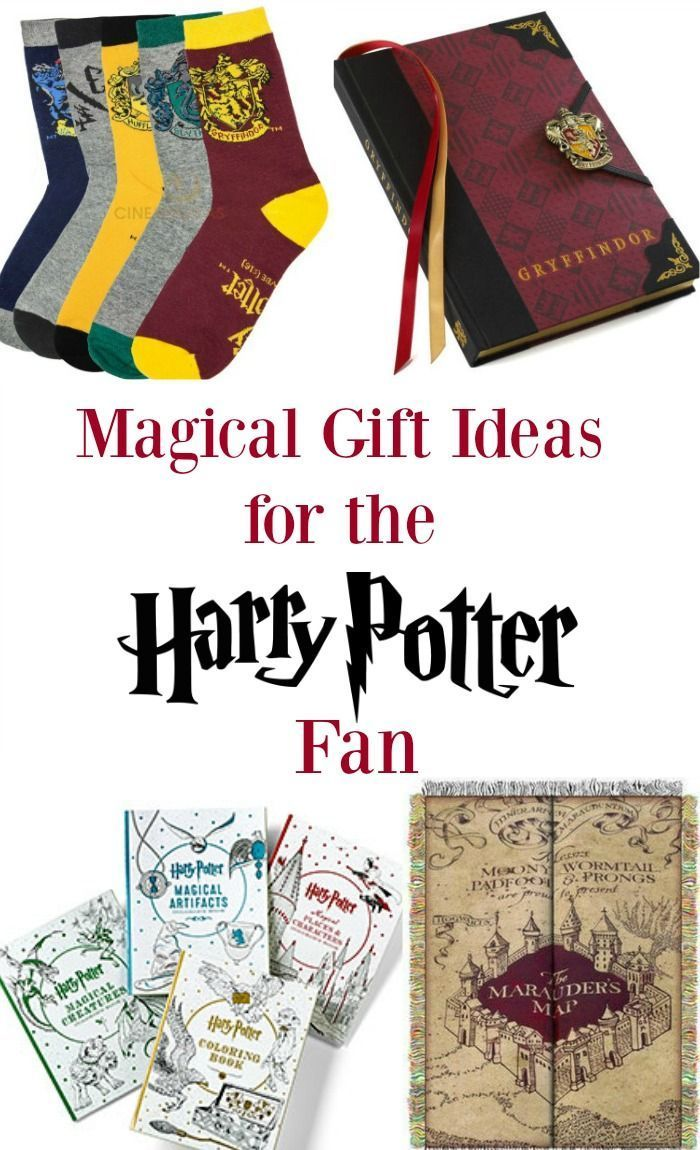 Harry Potter Christmas Gifts.Harry Potter Fan Gift Ideas Harry Potter Harry Potter
