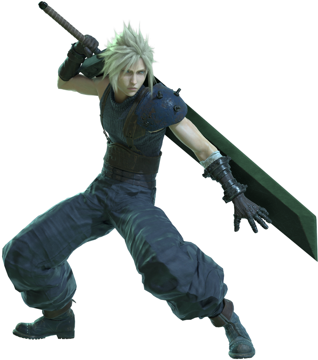 Cloud By Yare Yare Dong On Deviantart Final Fantasy Vii Cloud Final Fantasy Collection Final Fantasy Art