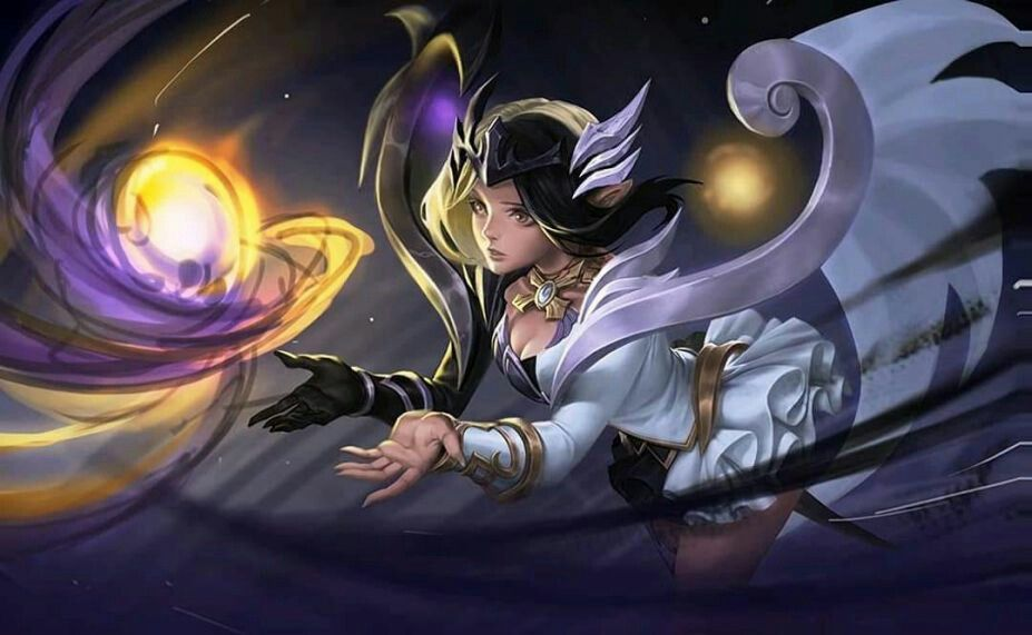 Lunox Mobile Legends Mobile Legend Wallpapers Pinterest Mobile