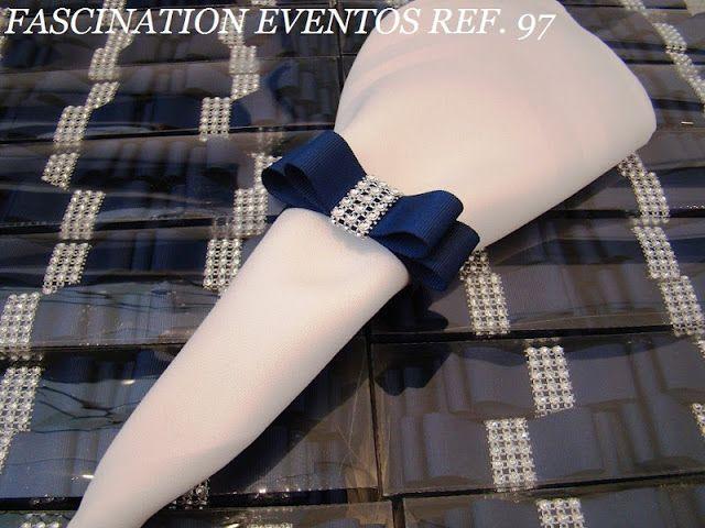 Porta Guardanapos para Casamentos e Eventos em Geral: Abril 2012