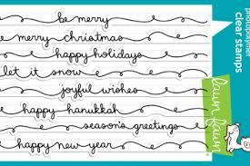 Image result for christmas sentiment stamp