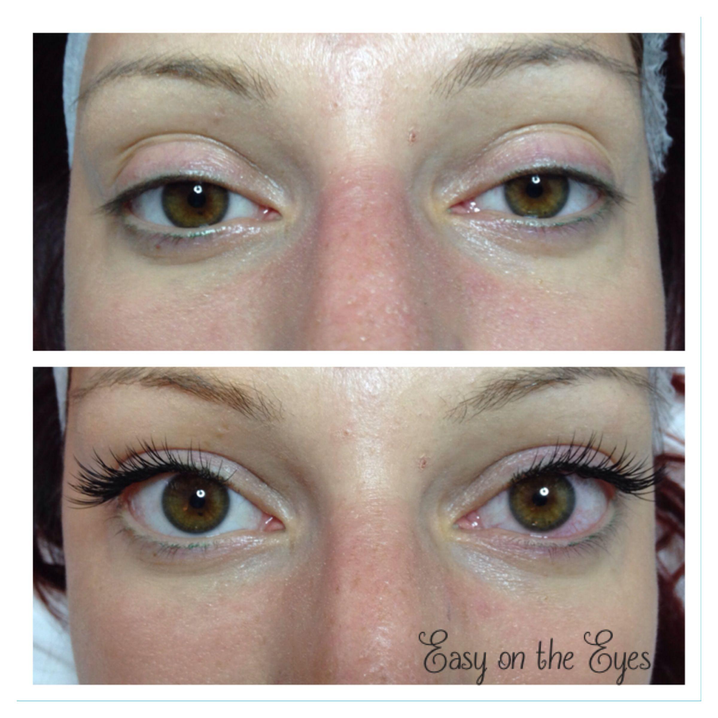 Eyelash Extensions- Cat eye Look | Eyelash Extensions | Pinterest ...