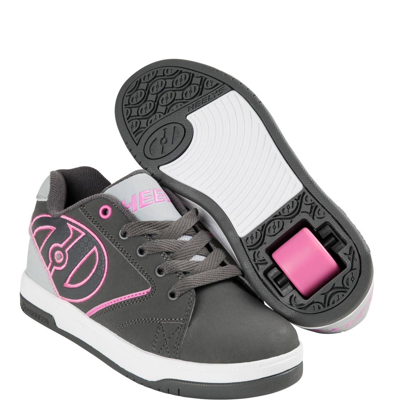 Schuhe mit Rollen